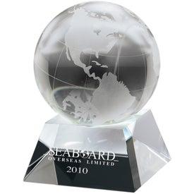 Firmada Crystal Globe Award