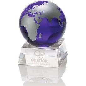 Firmada II Globe Award (Blue)