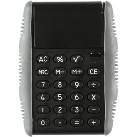 Flip Cover Calculator with Your Slogan
