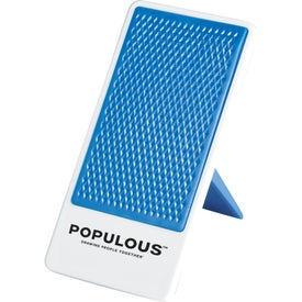 Flip Mobile Phone Holder Imprinted with Your Logo