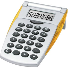 Flip-n-Fold Calculator with Your Logo
