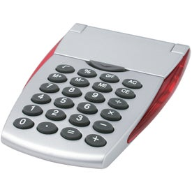 Promotional Flip-n-Fold Calculator