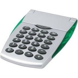 Branded Flip-n-Fold Calculator