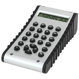 Printed Flip-N-Fall Alarm Clock/Calculator