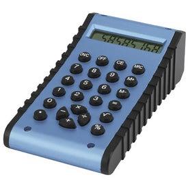 Custom Flip-N-Fall Alarm Clock/Calculator