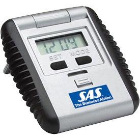 Printed Flipper Alarm Clock
