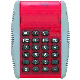 Printed Flipper Calculator