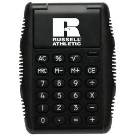 Flippers Calculator Imprinted with Your Logo