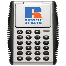 Flippers Calculator Branded with Your Logo