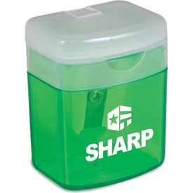 Personalized Flip Top Sharpener