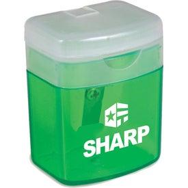 Personalized Flip Top Sharpener
