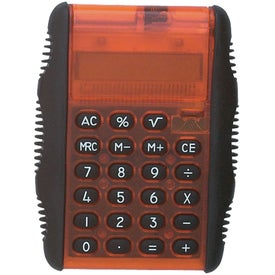 Flip Calculator with Your Slogan