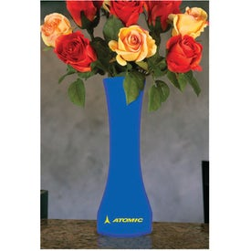 Printed Fold Up Vases