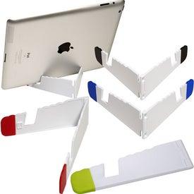Imprinted Foldable Tablet Easel