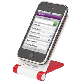 Imprinted Folding Cell Phone Holder