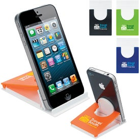 Folding Phone Holder for Marketing