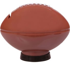 Custom Football Bank