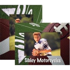 Football Paper Easel Frames