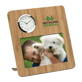 Frais Photo Frame and Clock