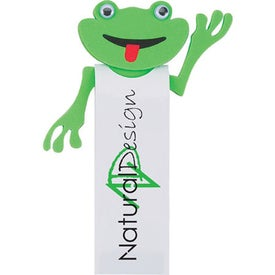 Fredrick Frog Bookmark