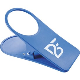 Game Day Drink Clip Branded with Your Logo