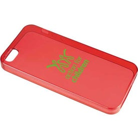 Personalized Gel Case for iPhone 5