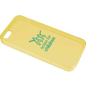 Customized Gel Case for iPhone 5
