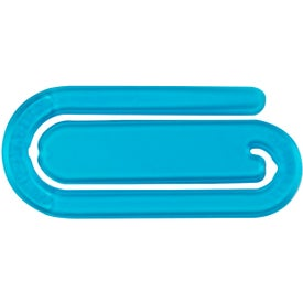 Promotional Giant Paper Clip Imprinted with Your Logo
