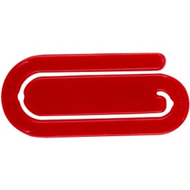 Customized Promotional Giant Paper Clip