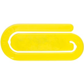 Branded Promotional Giant Paper Clip