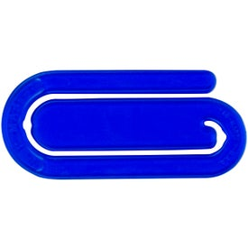 Imprinted Promotional Giant Paper Clip