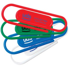 Giant Paper Clips