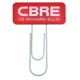 Customized Giant Paper Clip