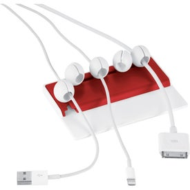 Gizmo Cord Organizer for Promotion