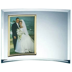 Glass Awards (Vertical 10 x 8 Photo Display)