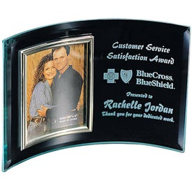 Glass Awards (Vertical 7 x 5 Photo Display - XL)