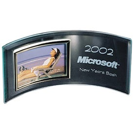 Glass Awards (Horizontal 8 x 10 Photo Display)
