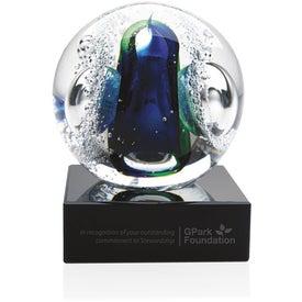 Logo Glass Galaxy Award