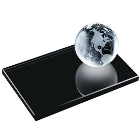 Promotional Global Paperweight