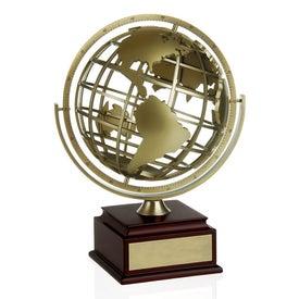 Custom Globetrotter Award