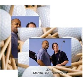 Golf Paper Easel Frames