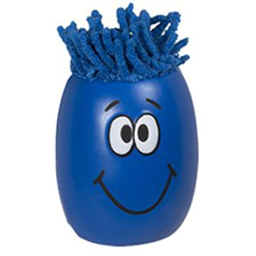 Blue Goofy Group MopTopper Stress Reliever