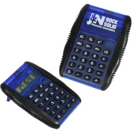Monogrammed Grip and Flip Calculator