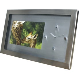 Guerrero Photo Frame and Clock for Your Church