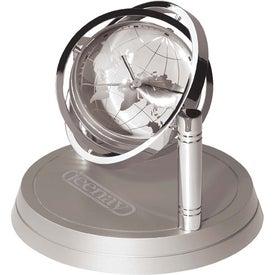 Gyroscopic Desk Clock for Your Organization