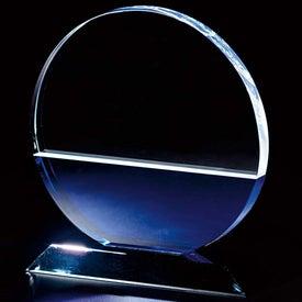 Customized Half Full Award