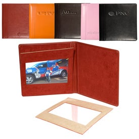 Hampton Magnetic Folding Frame with Your Logo