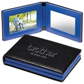 Hampton Pocket Folding Frame/Mirror for Your Company