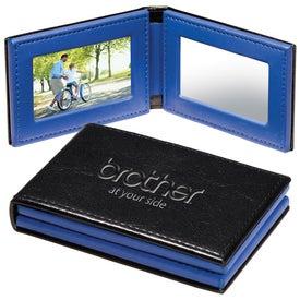 Hampton Pocket Folding Frame/Mirror for Your Company