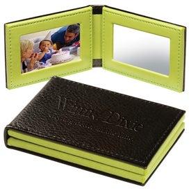 Printed Hampton Pocket Folding Frame/Mirror